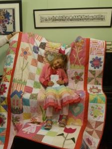 Talia's quilt
