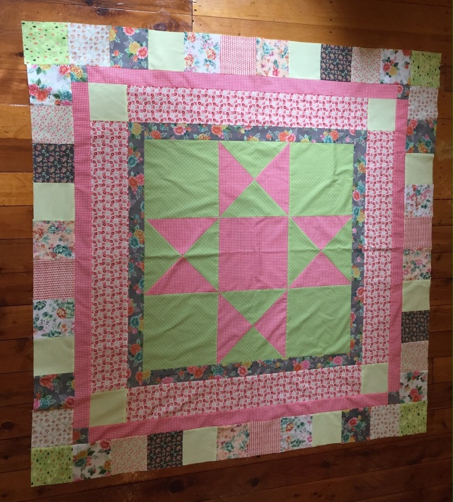 May's new quilt